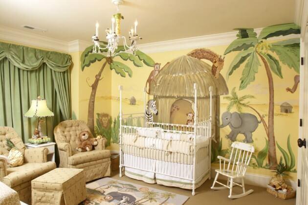 quarto-de-bebe-selva