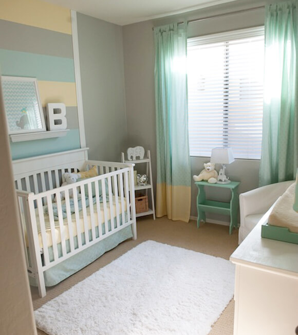 Quarto De Bebe Laranja Com Amarelo ~   de quartos de beb? acesse este link 62 Ideias para Quartos de Beb?
