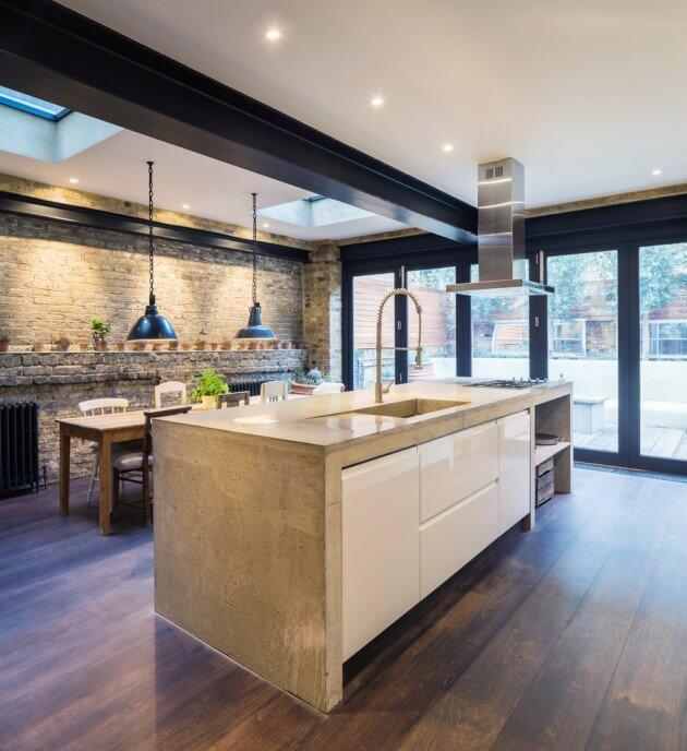 Cozinha americana dicas profissionais fotos e medidas for New kitchen design 2016