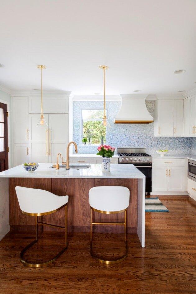 cozinhas americanas de luxo