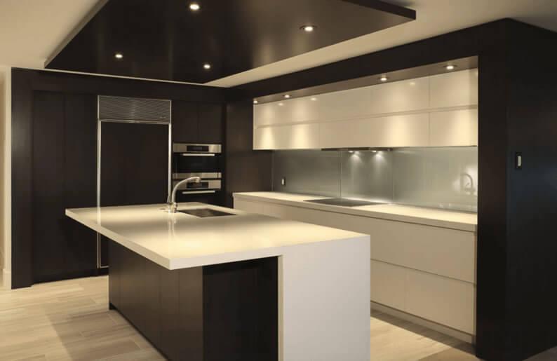 cozinha moderna americana