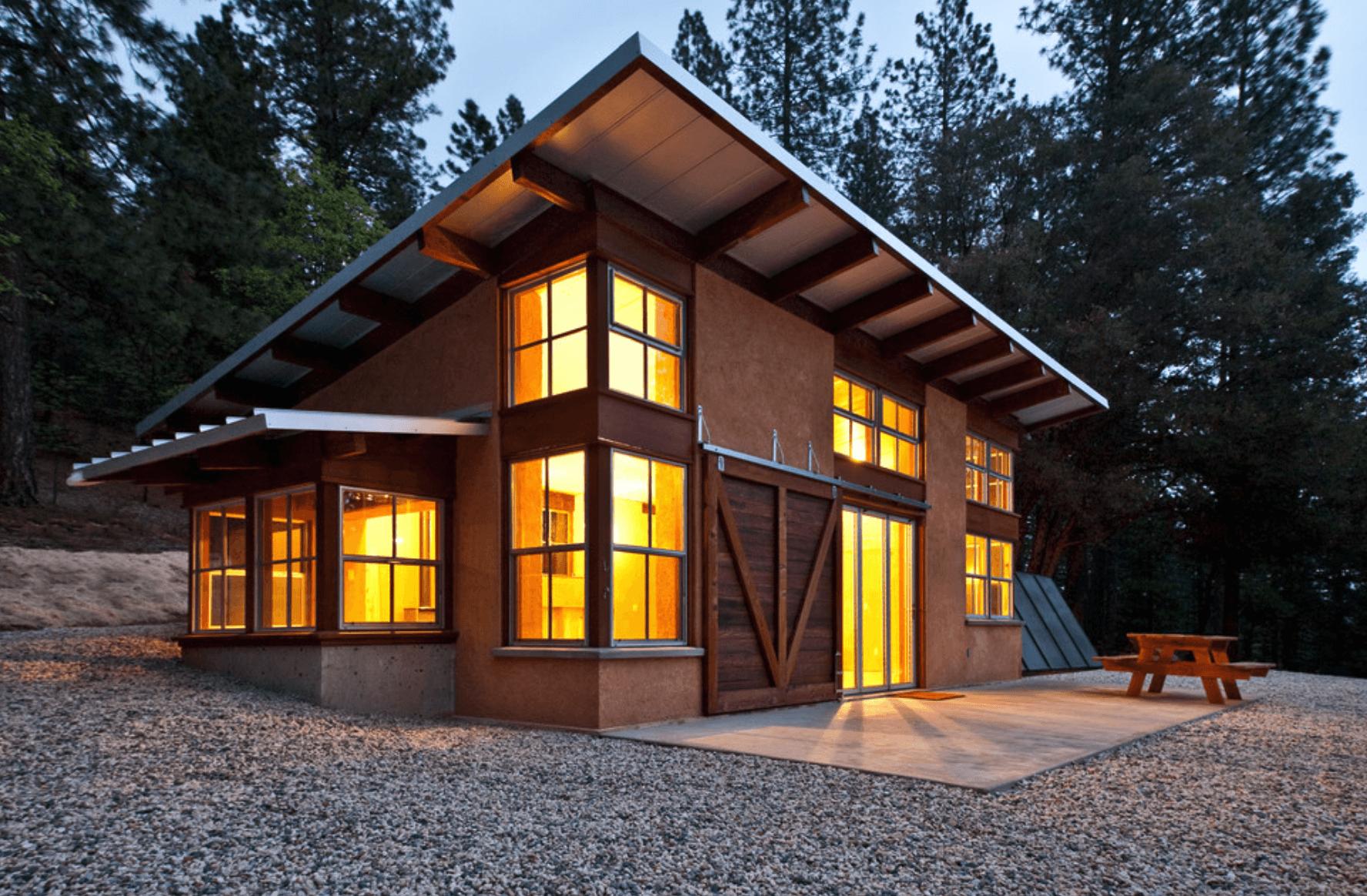 Casa de campo como projetar arquidicas - Fotos de casa de campo ...