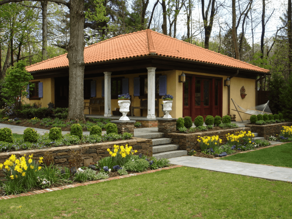 Casa de campo como projetar arquidicas for Casa moderna en el campo