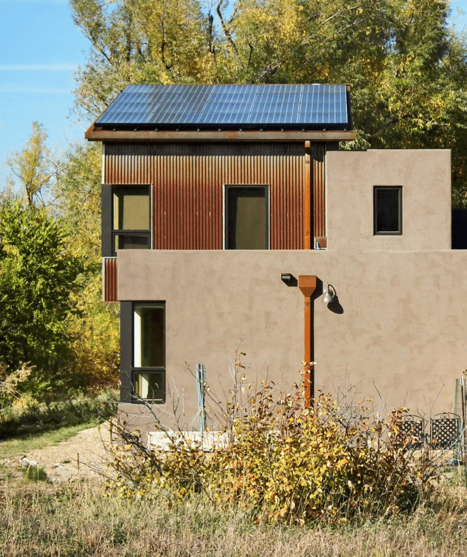 Casas de campo simples