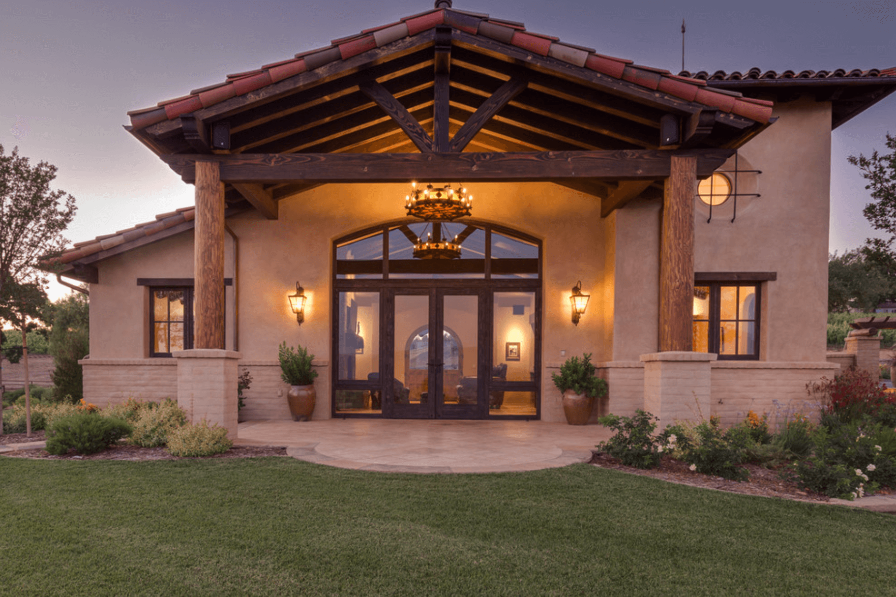 Casa de campo como projetar arquidicas for Casas modernas rusticas