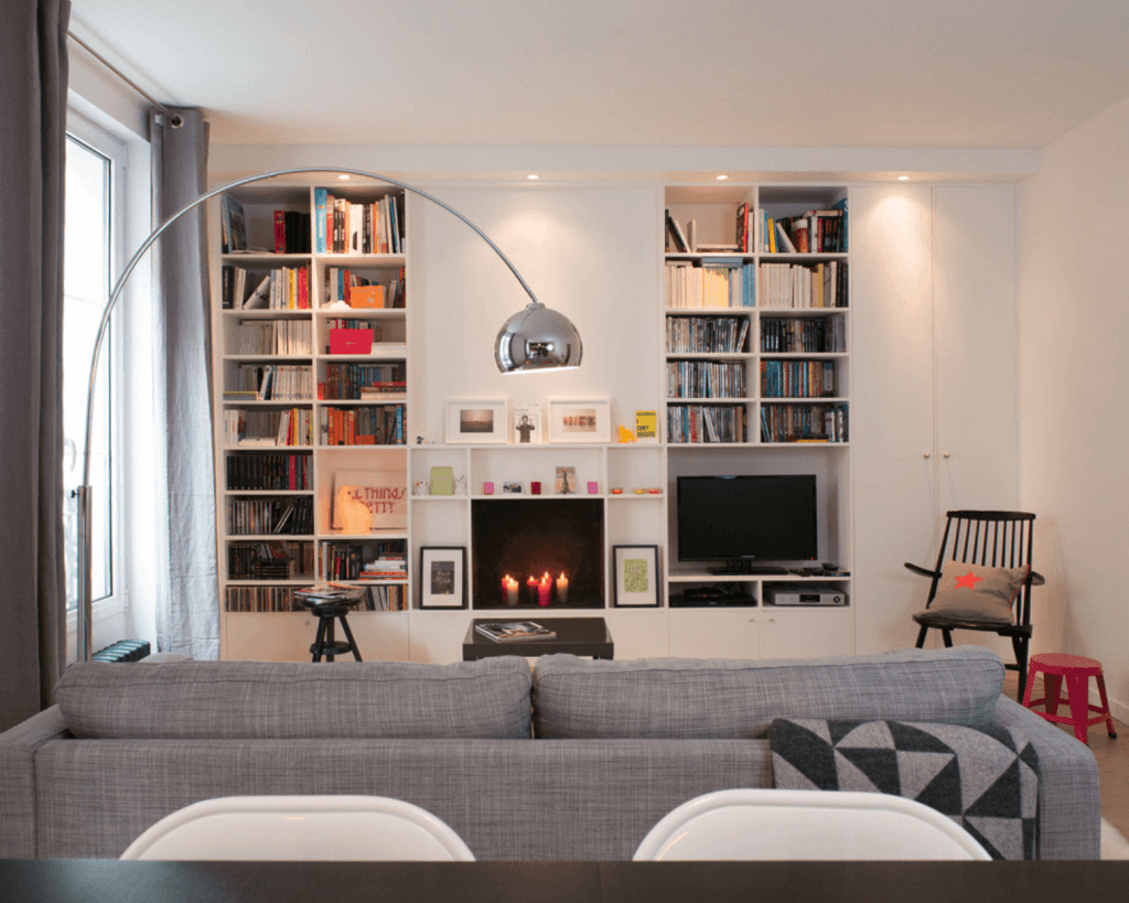 Decora o de sala dicas criativas de uma arquiteta for Pintado de salas pequenas