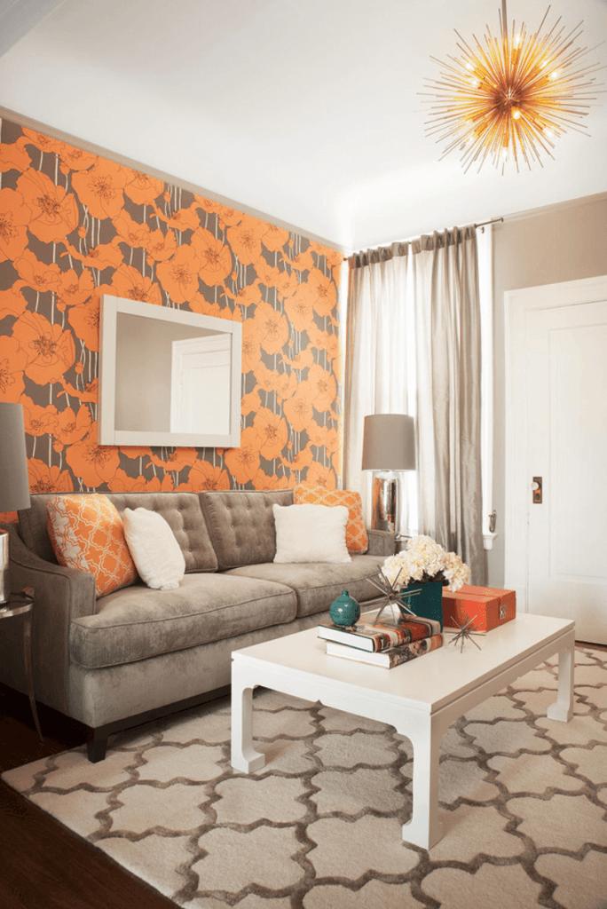 Decora o de sala dicas criativas de uma arquiteta for Small house decoration images