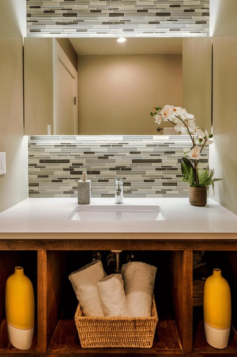 Banheiros Pequenos  Fotos e Dicas Imperdíveis  Arquidicas -> Banheiros Minusculos Decorados