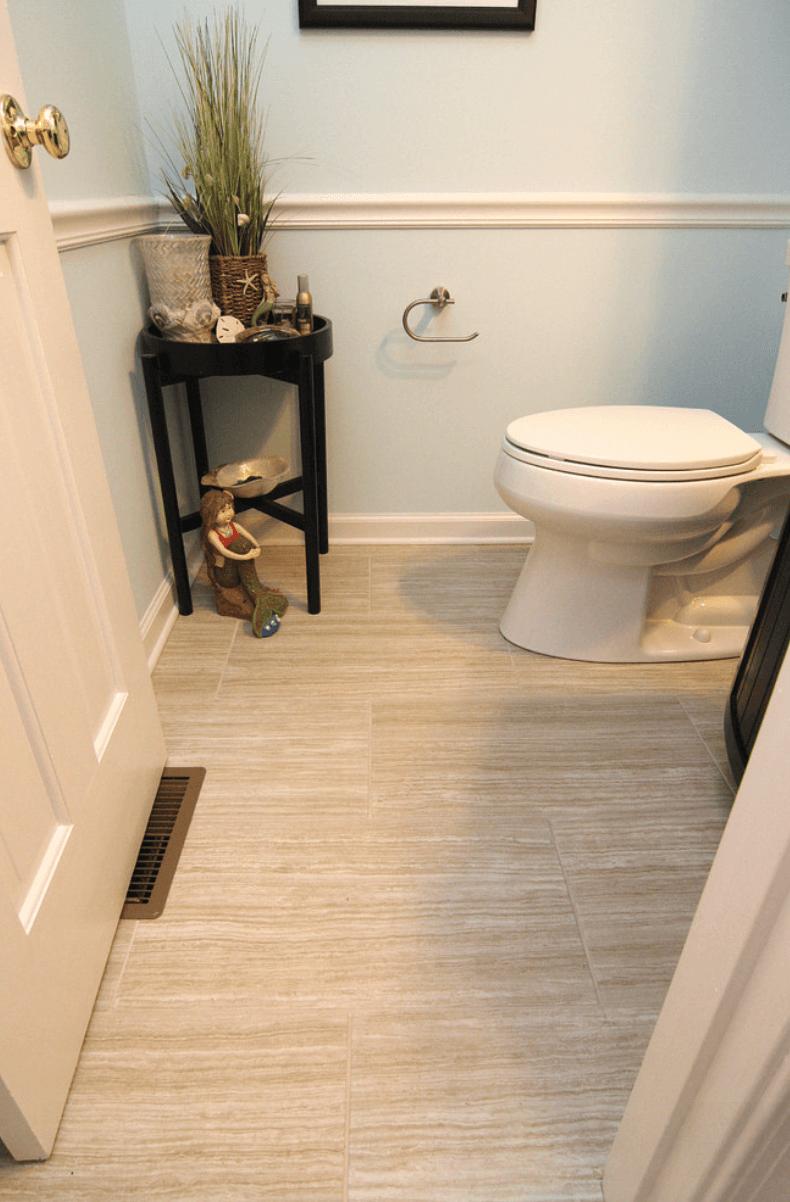 Banheiros Pequenos  Fotos e Dicas Imperdíveis  Arquidicas -> Fotos De Banheiro Bem Simples