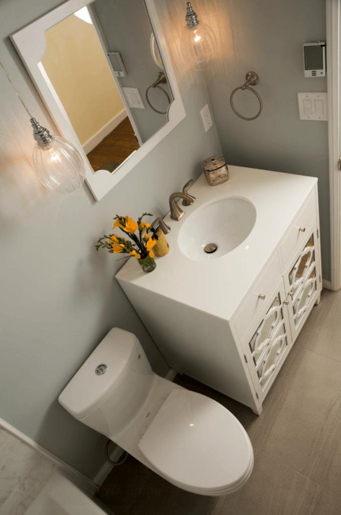 banheiros pequenos 2015