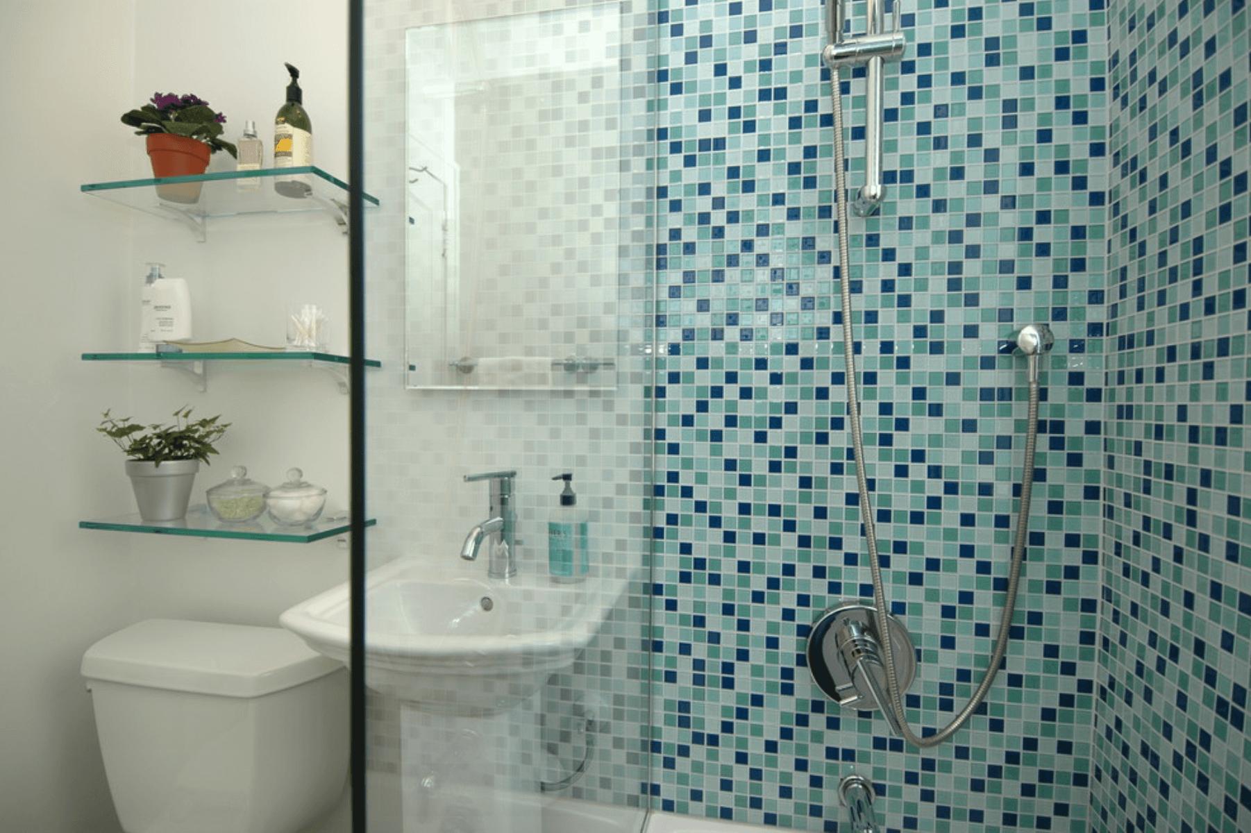modernos decorados fotos de banheiros decorados pastilhas Car Tuning -> Banheiros Modernos Pequenos Decorados