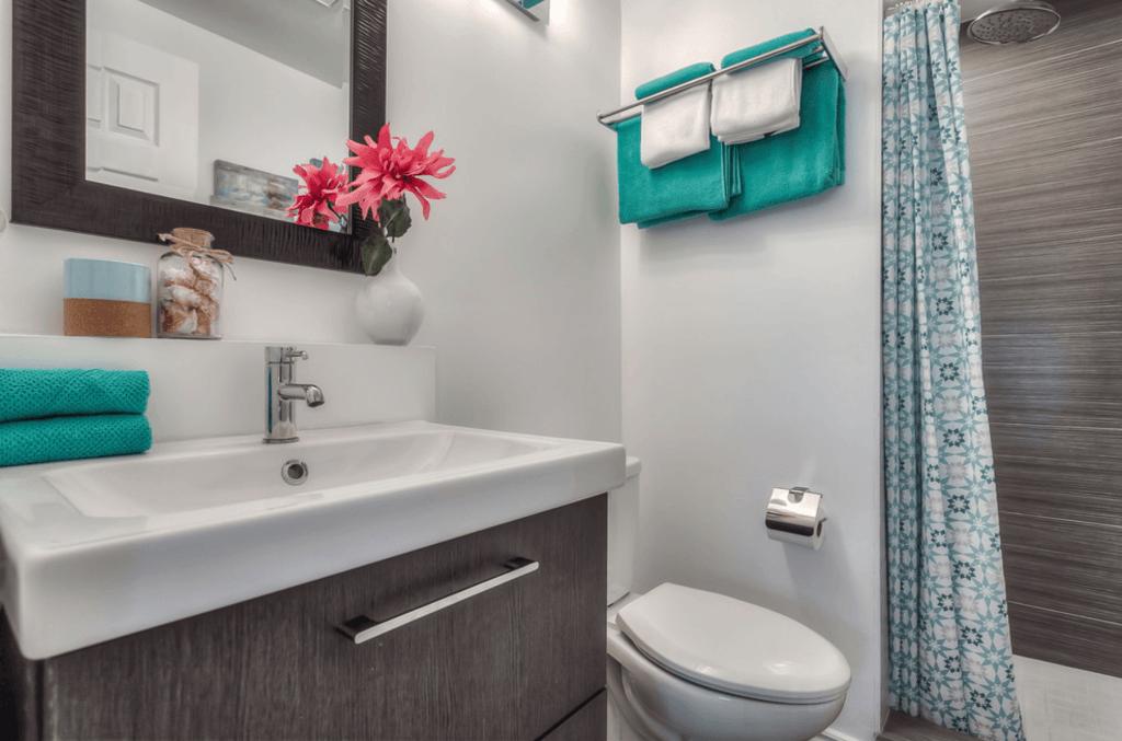banheiro pequeno reforma