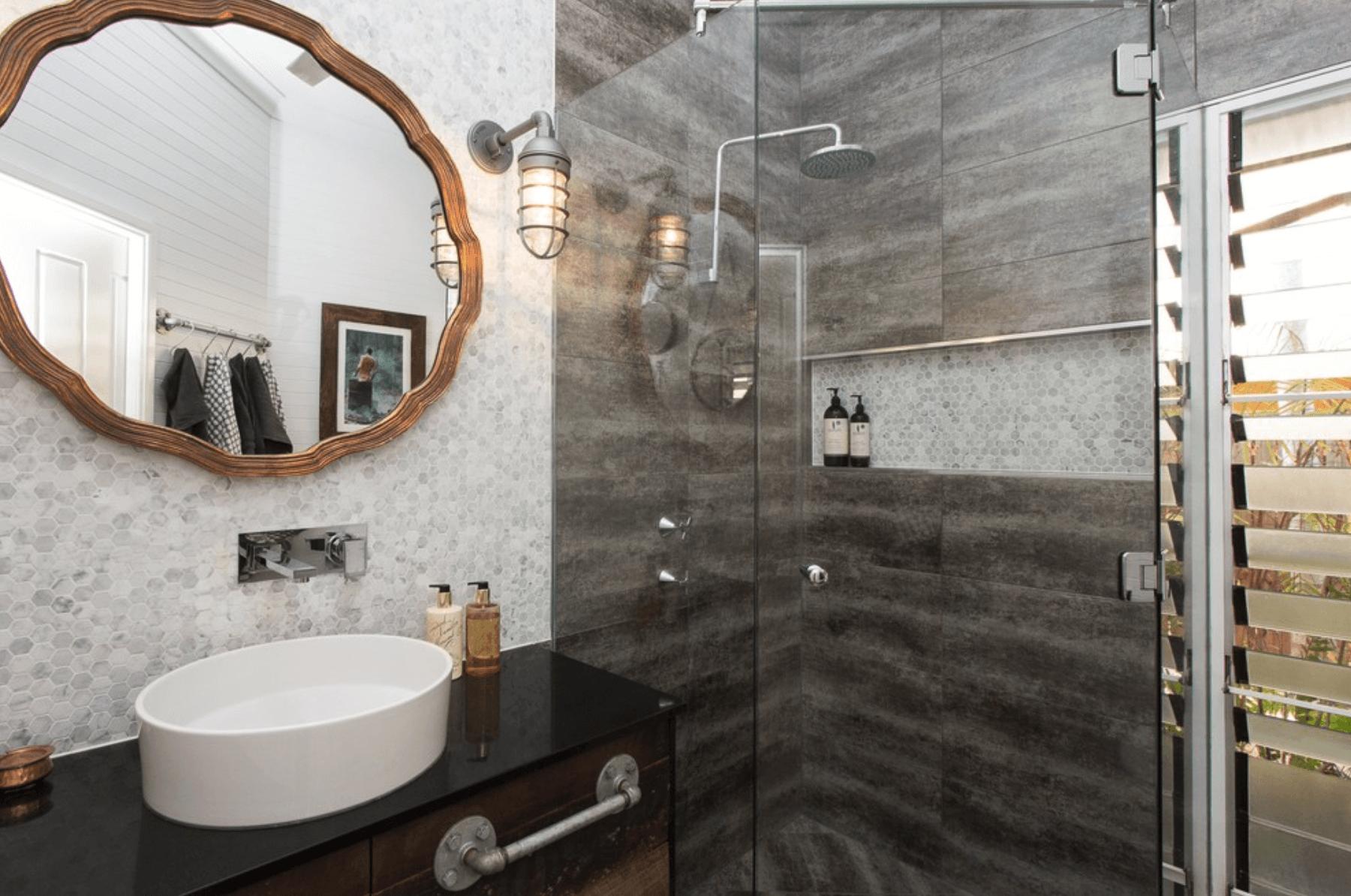 Banheiros Pequenos Fotos e Dicas Imperdíveis Arquidicas #985F33 1800 1194
