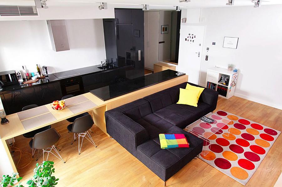 decorar sala e cozinha