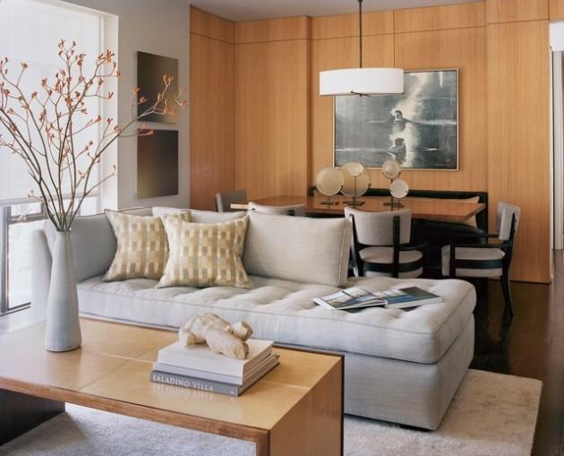 decoração elegante para sala