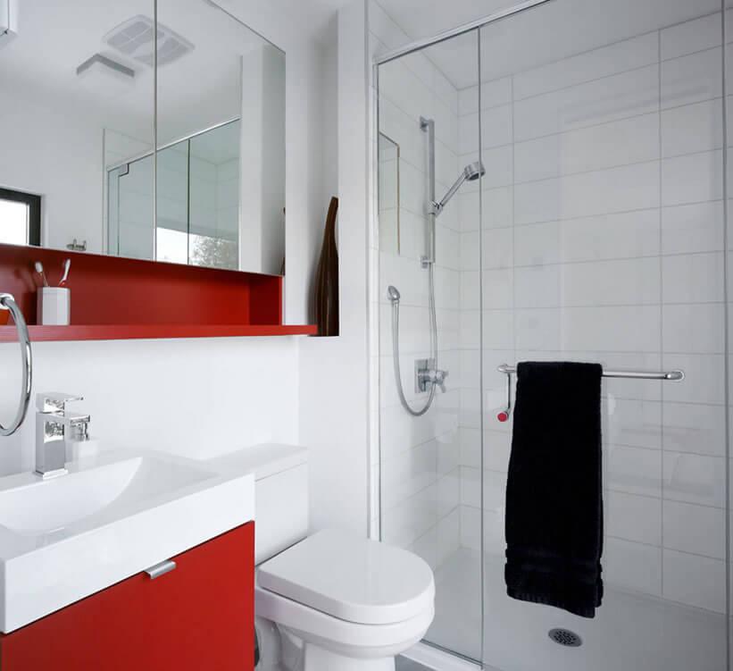 Banheiros Pequenos  Fotos e Dicas Imperdíveis  Arquidicas -> Box Para Banheiro Rio Pequeno