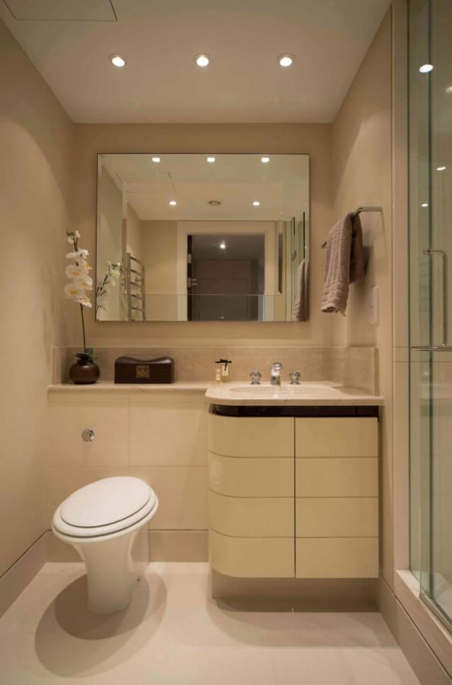 veja fotos de banheiros pequenos decorados bem pequeno # Foto Banheiro Pequeno Decorado