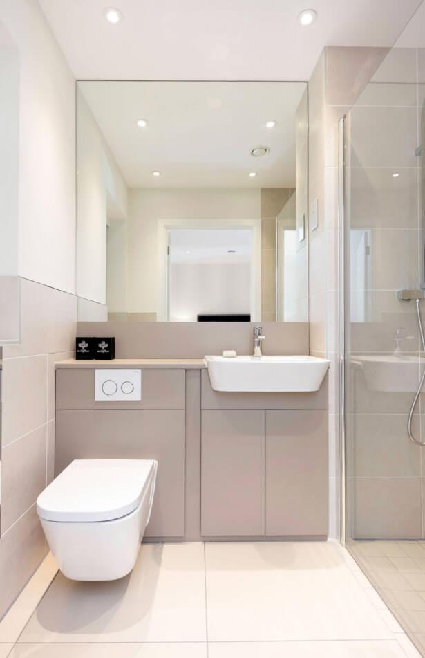 Pics Photos  Banheiros Pequenos Planejados Fotos Modelos Portal -> Banheiro Planejado Para Apartamento Pequeno