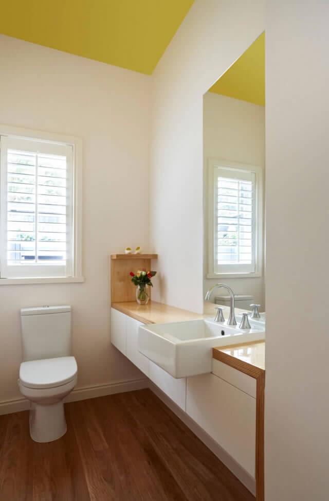 Banheiros Pequenos  Fotos e Dicas Imperdíveis  Arquidicas -> Banheiro Pequeno Projeto
