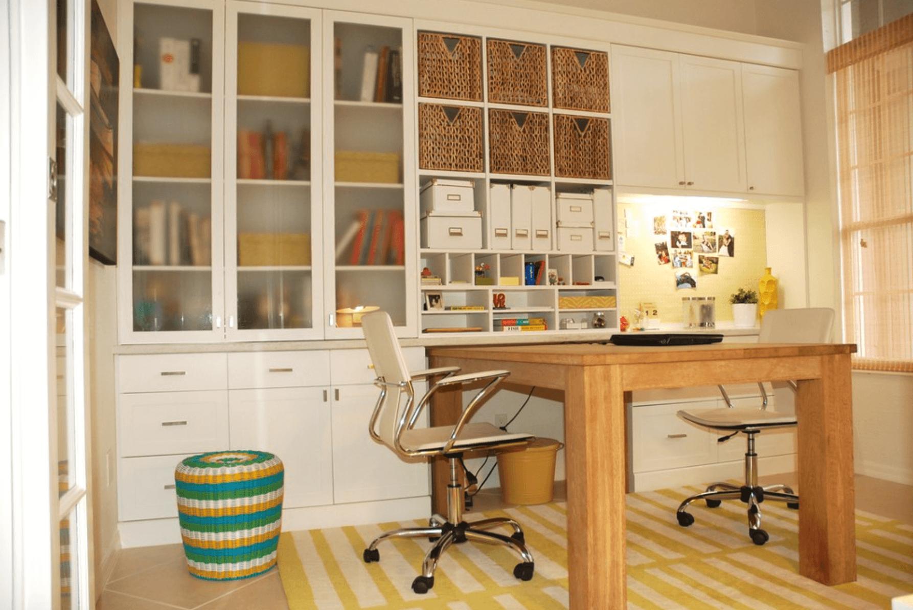 escritório de casa