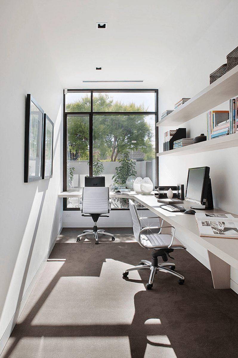 home office com vista