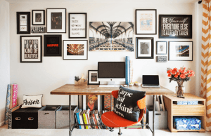 home office criativo