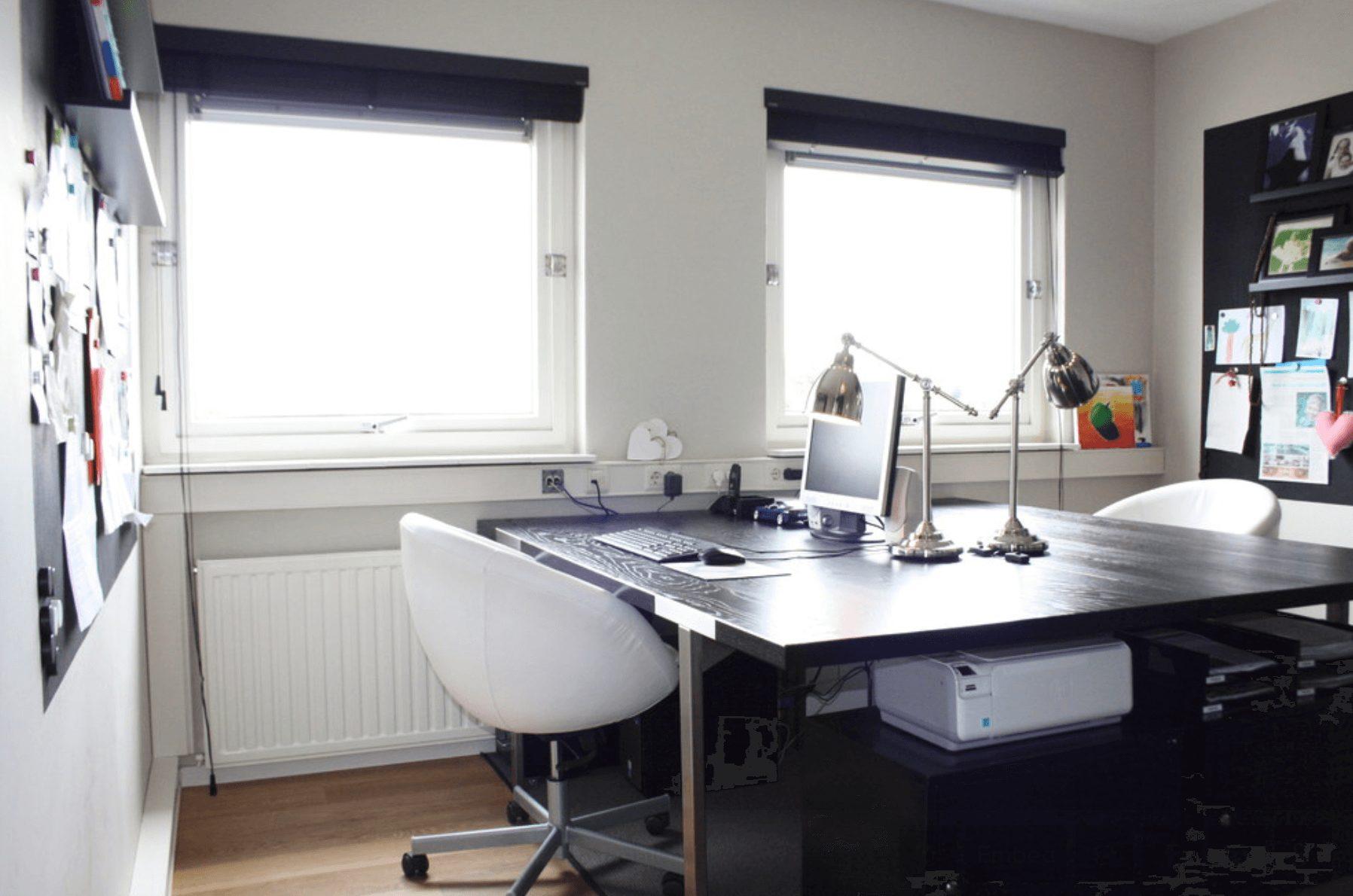 home office estação de trabalho