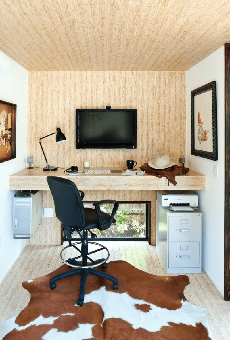 home office moderno