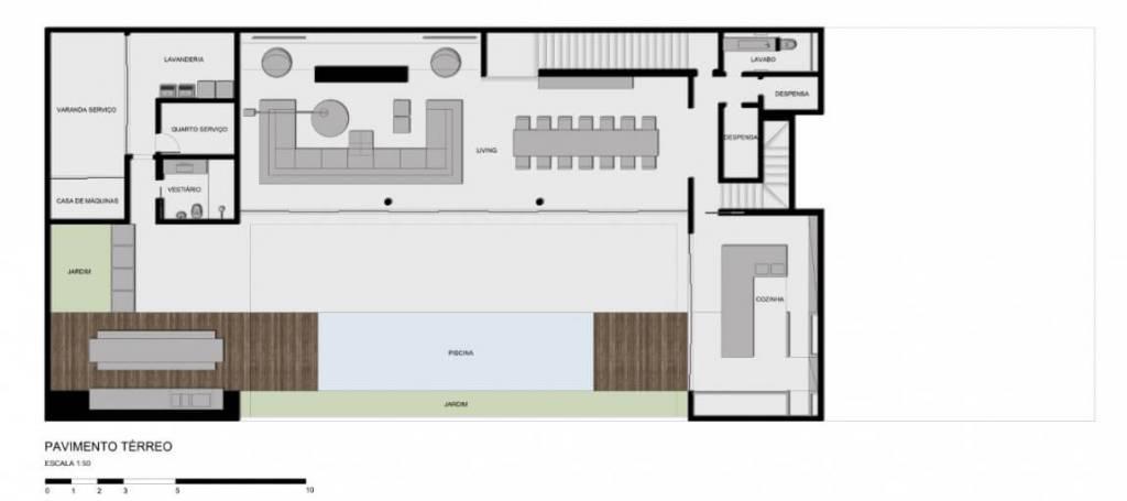 Plantas de casas com 3 quartos arquidicas for Plantas de casas tipo 3 modernas