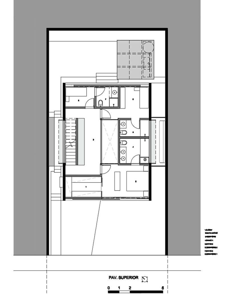 Plantas De Casas Com 3 Quartos Arquidicas