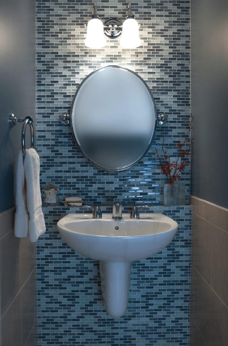 Pastilhas banheiro