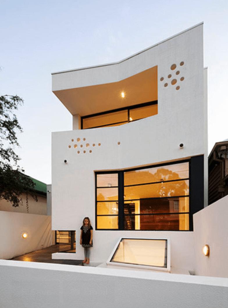 Casas bonitas modernas e simples arquidicas for Casas e interiores