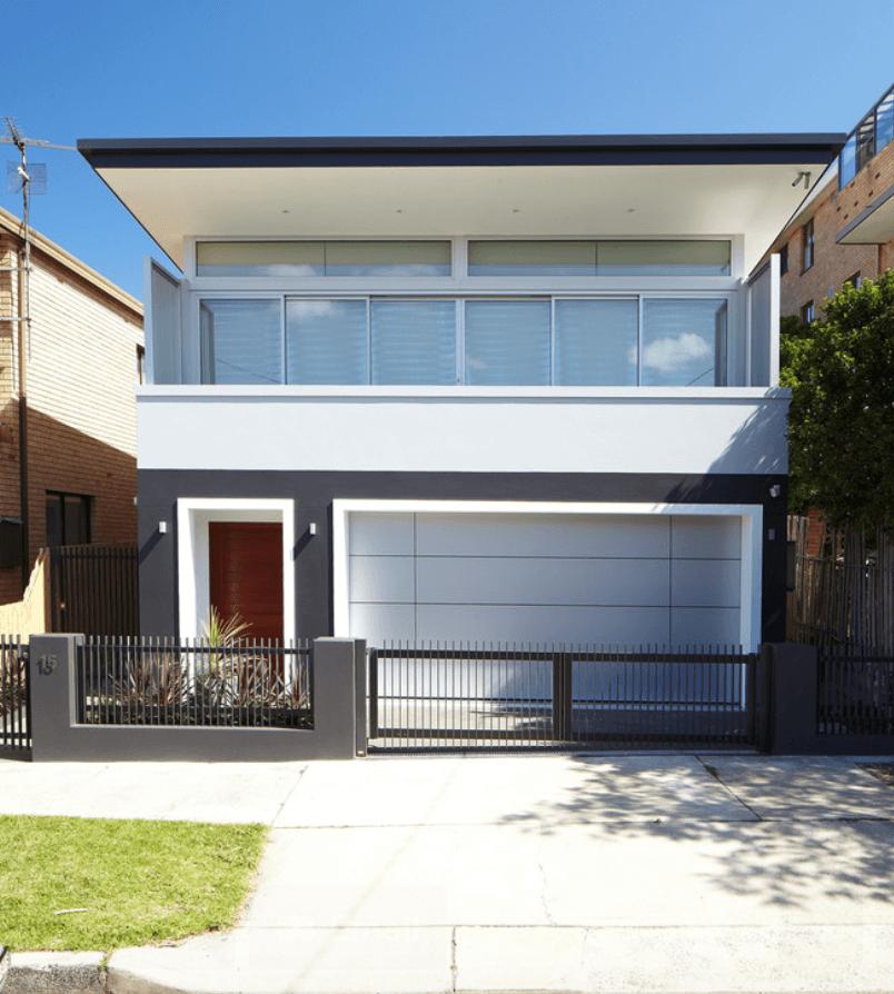 Casas bonitas modernas e simples arquidicas for Casa moderna baratas