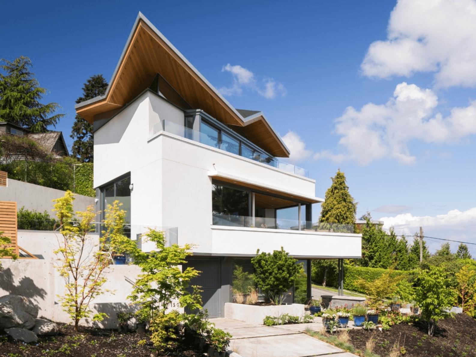 Casas bonitas de dois andares