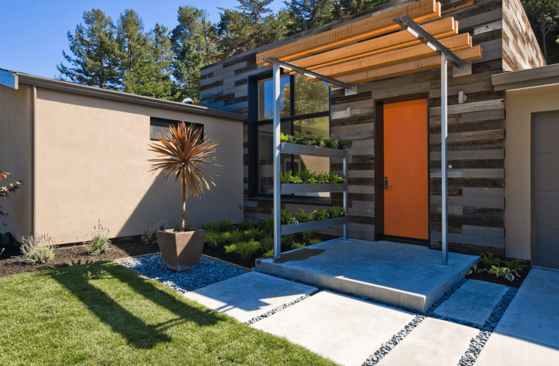 Casas bonitas de madeira