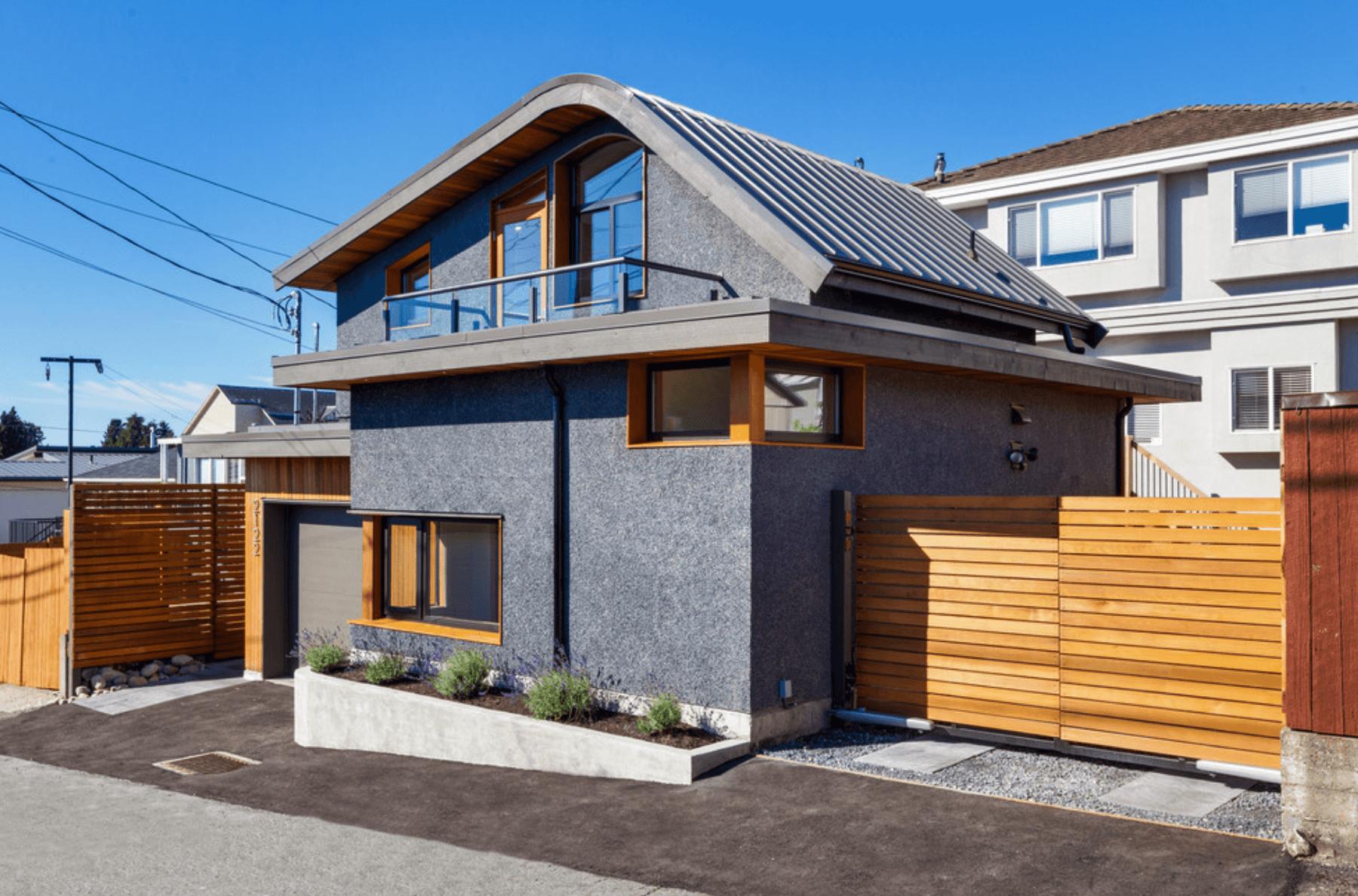Casas bonitas modernas e simples arquidicas for Fotos casas modernas