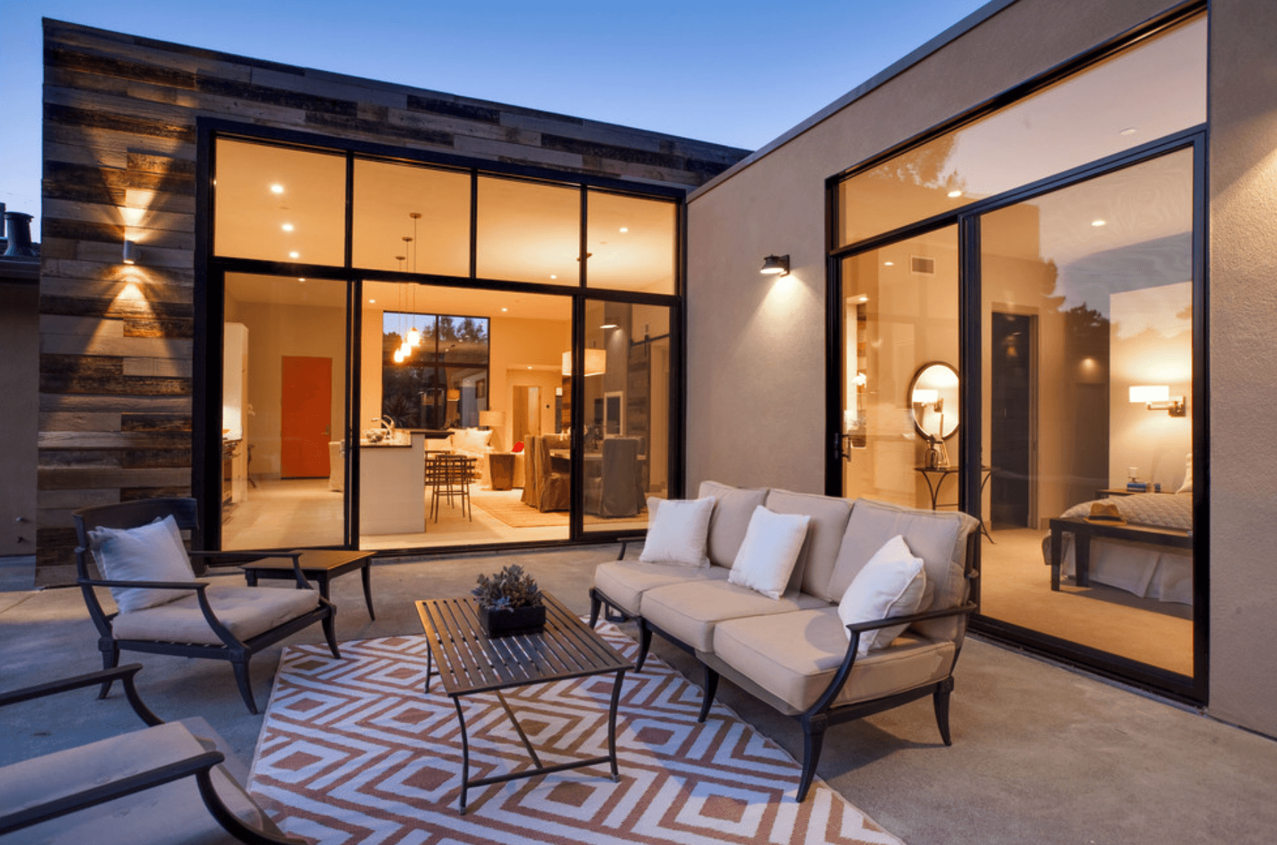 Casas bonitas modernas e simples arquidicas for Ver fotos casas modernas por dentro