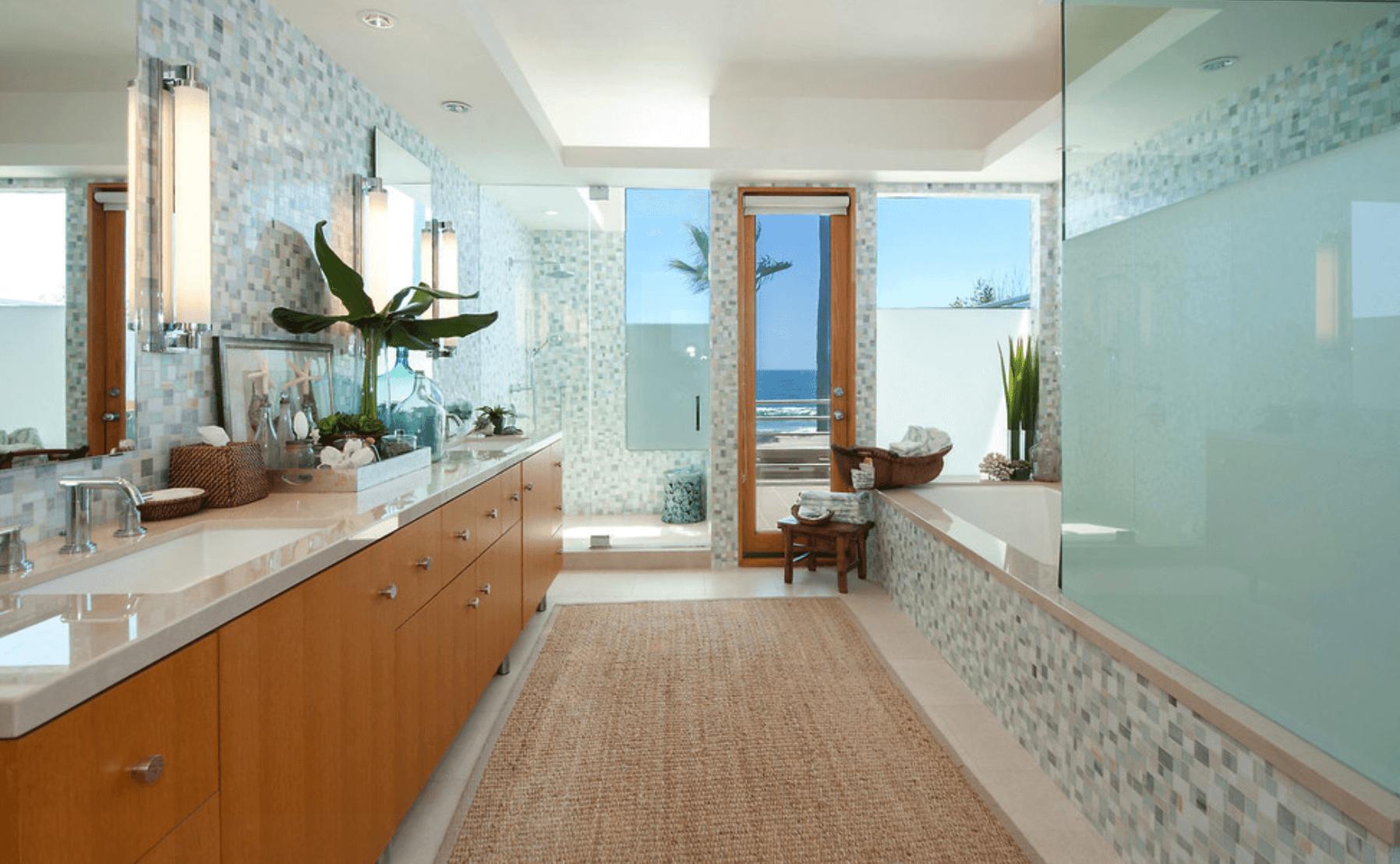 Modelo de banheiro