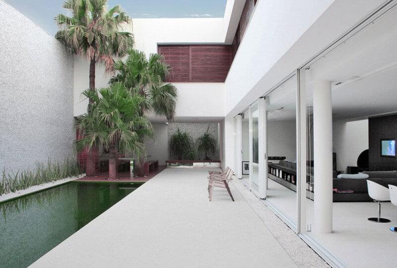 Jardim da Casa AS