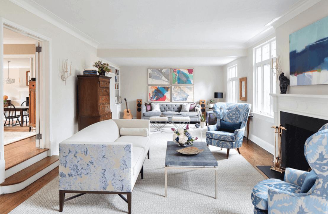 salas bonitas e decoradas