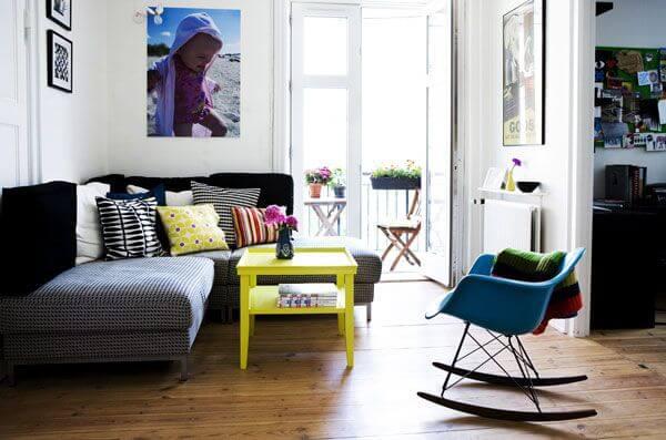 como decorar uma sala