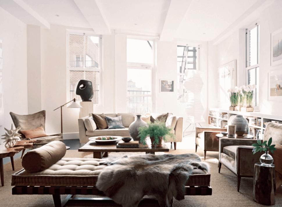 fotos de salas de estar modernas