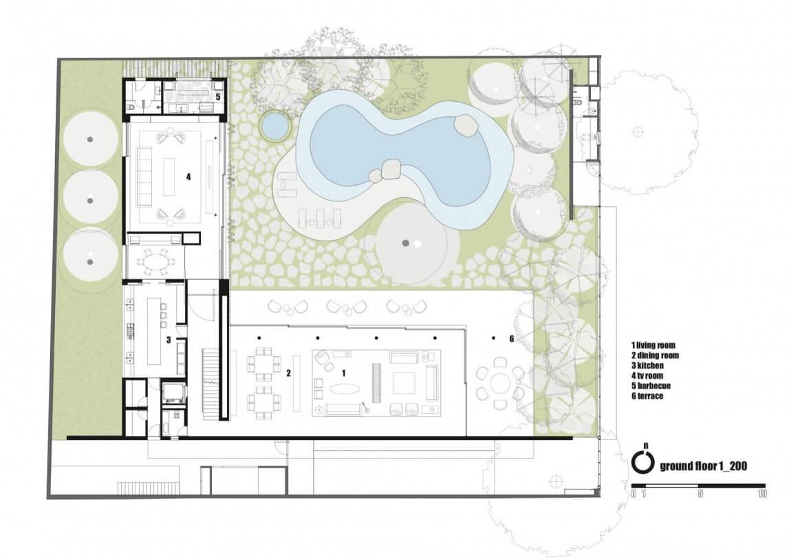 Projetos de casas com fotos e plantas arquidicas for Planimetrie ville moderne