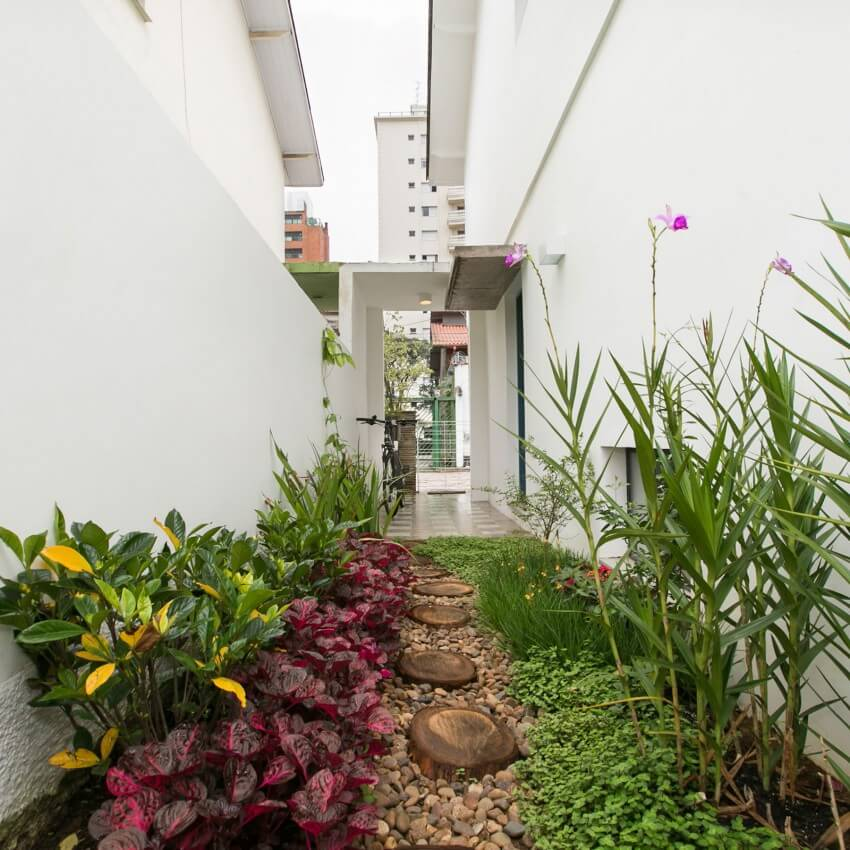 projetos de casas populares