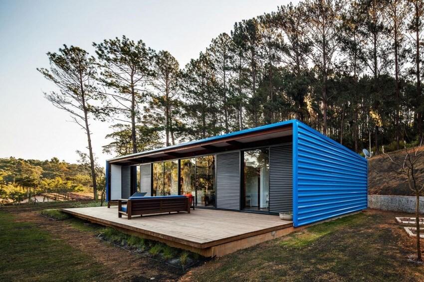 Projetos de casas com fotos e plantas arquidicas for Andrade morettin