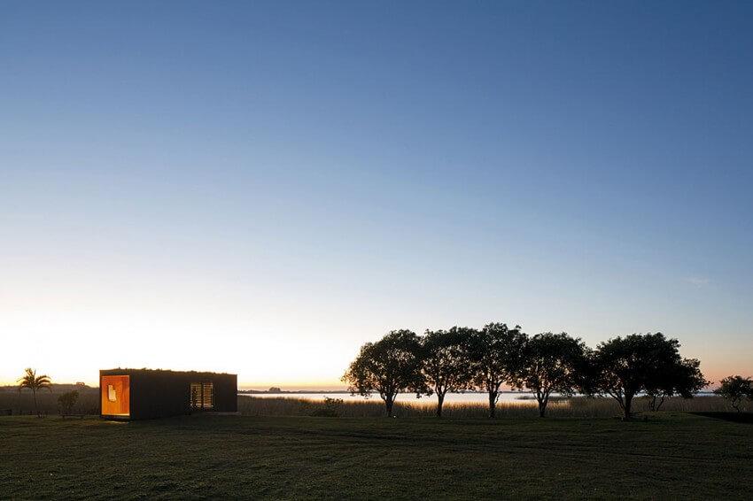 projeto casa container