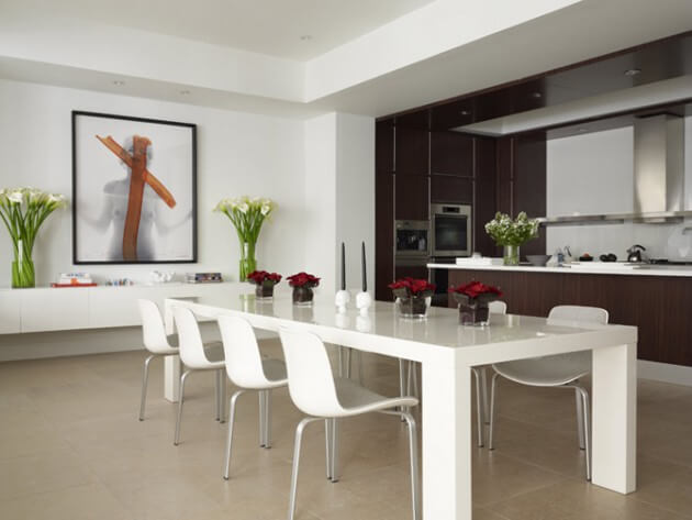 decorar sala de jantar
