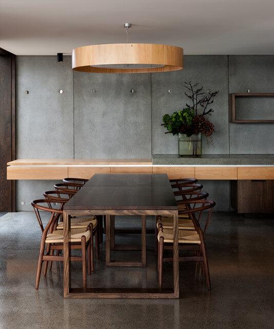 mesas de jantar com 8 lugares