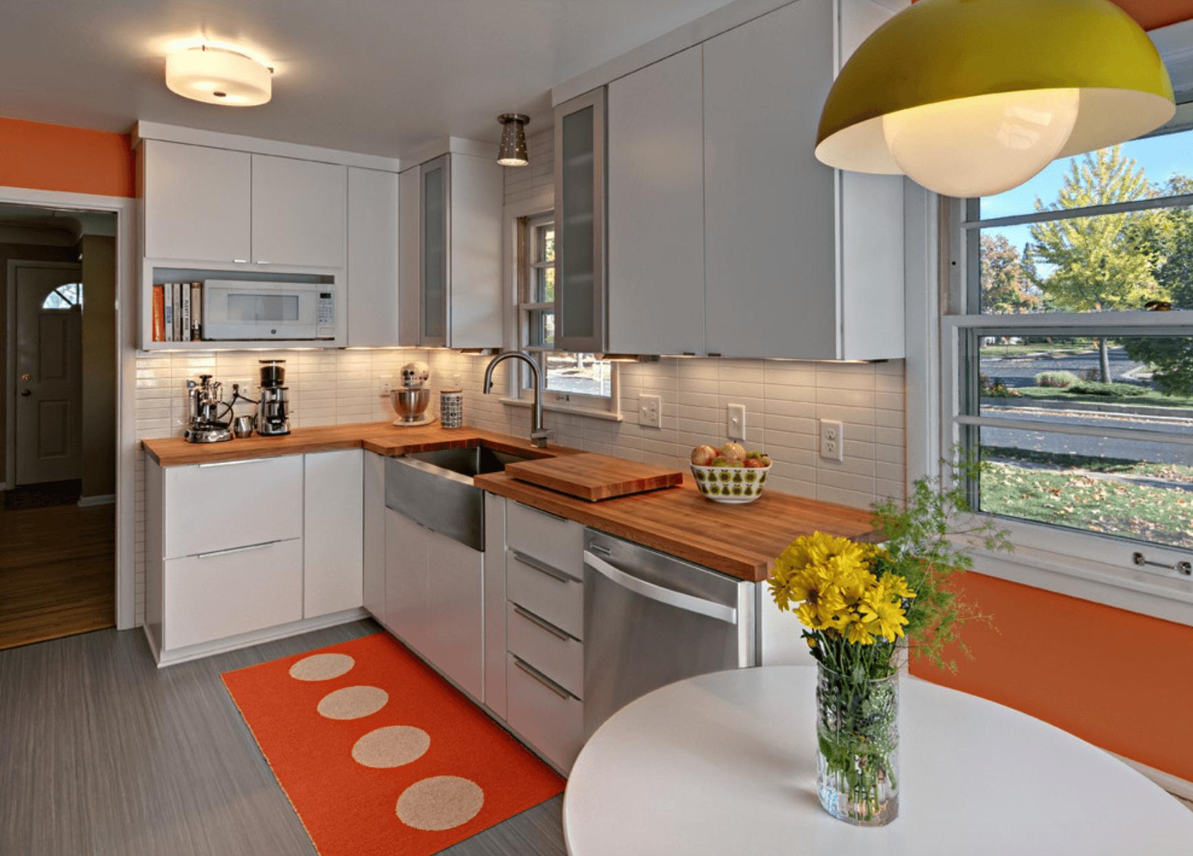 Cozinha Cozinha Americana Cozinha Pequena #B43917 1736 1246