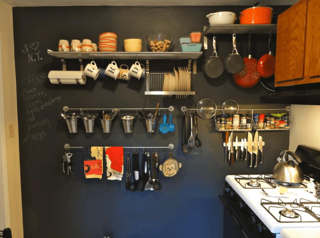 Cozinha decorada simples